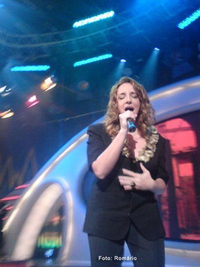 Ana Carolina na Estréia do Programa Estação Globo de 2007
