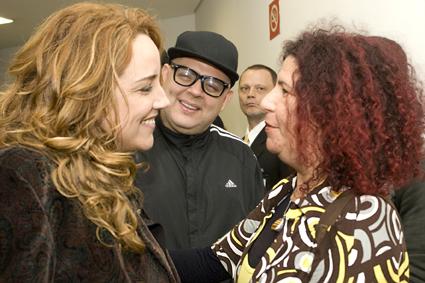 Ana Carolina e Rita Ribeiro