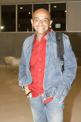 Dr. Fábio Bibancos, fundador da ONG Turma do Bem