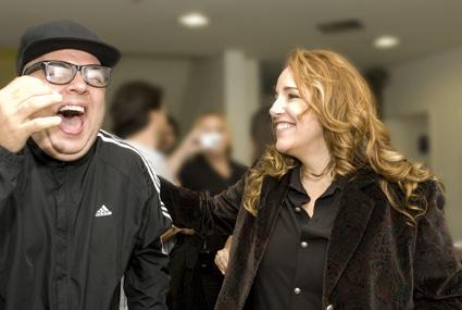 Zé Pedro e Ana Carolina