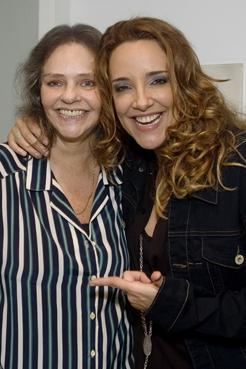 Ângela Rô Rô e Ana Carolina