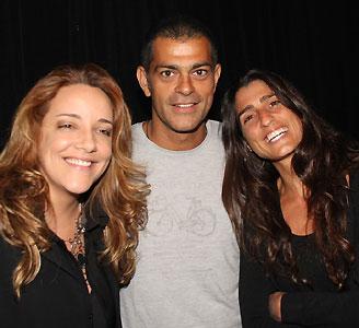 Ana Carolina, Edu Moscovis e Esposa