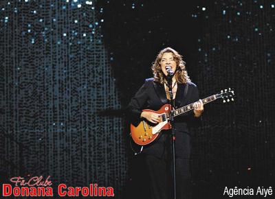show com a cantora ana carolina