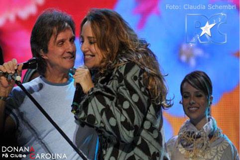 Ana Carolina e Roberto Carlos_2